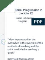 Spiral Progression Presentation2