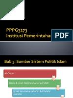 04 Sumber Sistem Politik Islam