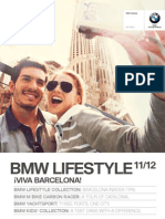 BMW Lifestyle Catalogue 2012