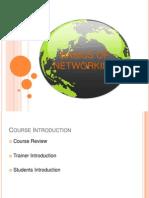 Class 1 -2 Basic Networking