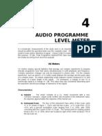 04_Audio Prog. Level Meters