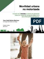Presentación Movilidad (Puebla, Pue. MX)