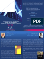 Advanced Portfolio Management_Training Program