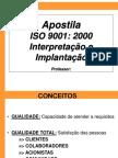 6719395 Apostila Interpretacao e Implantacao ISO 9001