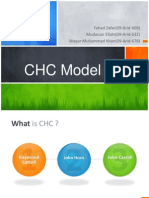 Psychology CHC Model