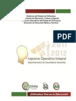 Proyecto Operatvo Integral 2011-2012 Editado.