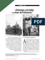 Las Chimeneas y Los Bailes Chinos en Puchuncavi