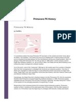 Primavera P6 History