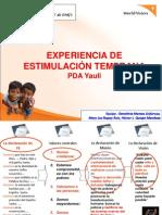 Experiencia Estimulación Temprana - CODEH JUN.2012