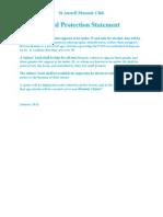 SAMC~Child Protection Statement