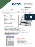 Cotizacion Oferta de Paquete de Balanzas-Inspectorate