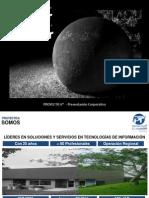 Presentación Corporativa 2012