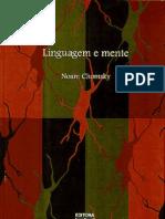 Psicologia Noam Chomsky - Linguagem e Mente
