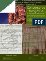 Concurso de Fotografía UNESCO