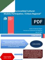 Presentacion Institucionalidad Cultural (Sirena)