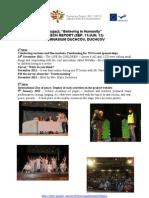Czech Report BIH (1st Year)