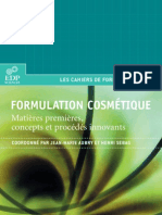 Formulation Cosmetique