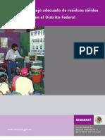 Escuela Limpia DF-Manual de Manejo Adecuado de Residuos Solidos