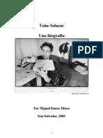Toño Salazar. Una biografía