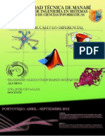 Portafolio de Cálculo Diferencial Bladimir Zares Márquez