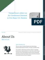 Air Conditioner Analysis
