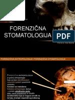 forenzička znanost koja datira iz aminokiselina