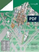 Royal Cornwall Hospital Site Plan