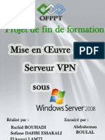Projet VPN (Virtual Private Network)