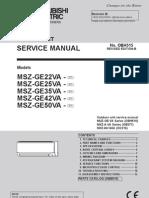 Mitsubishi Electric - Service Manual OBH515