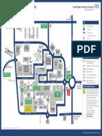 Addenbrooke's Hospital Site Plan
