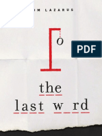 The Last Word Sample PDF