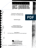 (Drum Book) Progressive Double Bass Drumming