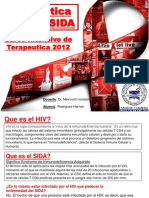 Terapeutica VIH SIDA(Terminado)