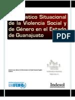 Diagnostico Violencia Guanajuato