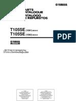 Yamaha Crypton Parts Manual