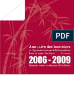 Annuaire Boursier Vietnam 2006 2009