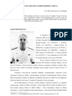 Almirante Vidigal - Patrono Dos Oficiais Da Marinha-CIAW-2010