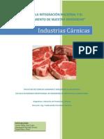 Transmicion de Calor en Carne