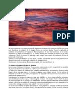 TRANSPORTE DE ENERGÍA ELECTRICA UTLIZANDO FACTS