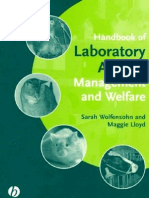 Handbook of Laboratory Animal Management and Welfare