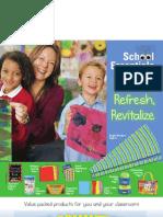 Stuff for Your School Flyer
