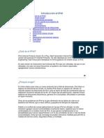 Introducción al IPv6