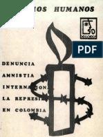 1980 - Cencos - Derechos Humanos