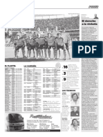 26 de junio de 2011 - Página 2 - Podio - La Mañana de Córdoba - Ascenso de Belgrano