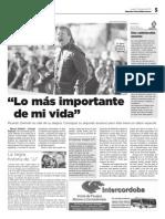 26 de junio de 2011 - Página 5 - Podio - La Mañana de Córdoba - Ascenso de Belgrano