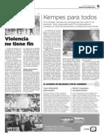 26 de junio de 2011 - Página 11 - Podio - La Mañana de Córdoba - Ascenso de Belgrano
