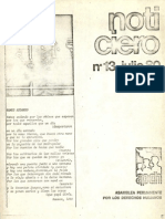 1980 - Noticiero 13 de Asamblea Permanente DDHH