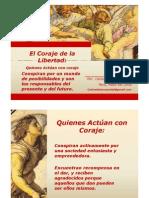 El Coraje de La Libertad - Carlos de la Rosa Vidal