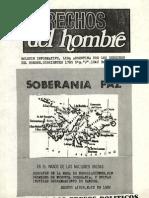 1982 - Liga Argentina de Derechos Del Hombre