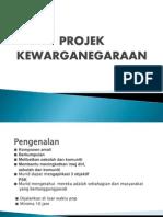 Projek Kewarganegaraan Psk 3104